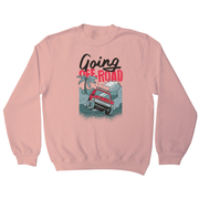 Going off road truck sweatshirt - Graphic Gear
