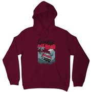 Going off road truck hoodie - Graphic Gear