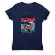 Going off road truck women's t-shirt - Graphic Gear
