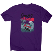 Going off road truck men's t-shirt - Graphic Gear