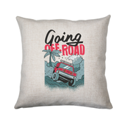 Going off road truck cushion cover pillowcase linen home decor - Graphic Gear