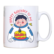Birthday astronaut mug coffee tea cup - Graphic Gear