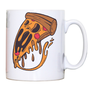 Moster pizza mug coffee tea cup