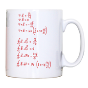 Physics formula mug coffee tea cup