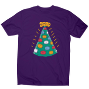 Christmasks men's t-shirt - Graphic Gear