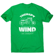 Wind is cheap men's t-shirt - Graphic Gear