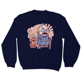 Grumpy grandpa sweatshirt - Graphic Gear