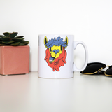 Colorful cartoon llama mug coffee tea cup - Graphic Gear