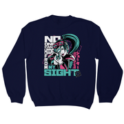 Anime sniper girl sweatshirt - Graphic Gear