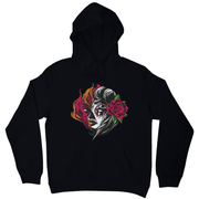 Mexican fire girl hoodie - Graphic Gear