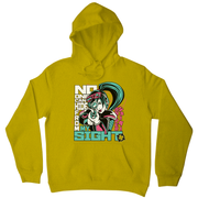Anime sniper girl hoodie - Graphic Gear