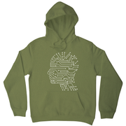 Artificial intelligence hoodie - Graphic Gear