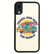 Travel and surf iPhone case cover 11 11Pro Max XS XR X - Graphic Gear