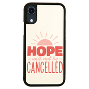 Hope quote iPhone case cover 11 11Pro Max XS XR X