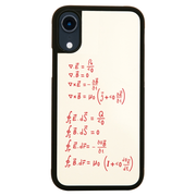 Physics formula iPhone case cover 11 11Pro Max XS XR X - Graphic Gear