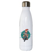 Trex christmas water bottle stainless steel reusable - Graphic Gear