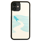 Rocketship path iPhone case cover 11 11Pro Max XS XR X - Graphic Gear