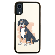 Swiss mountain dog iPhone case cover 11 11Pro Max XS XR X - Graphic Gear