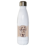 Great dane water bottle stainless steel reusable - Graphic Gear