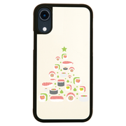Sushi christmas tree iPhone case cover 11 11Pro Max XS XR X - Graphic Gear