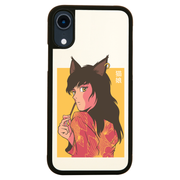 Cat girl anime iPhone case cover 11 11Pro Max XS XR X - Graphic Gear