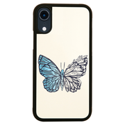Crystal butterfly iPhone case cover 11 11Pro Max XS XR X - Graphic Gear