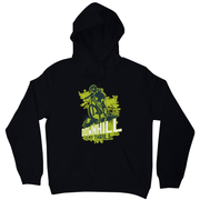 Downhill biking awesome mountain bike t-shirt hoodie