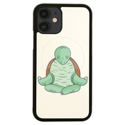 Yoga turtle funny case cover for iPhone 11 11pro max xs xr x