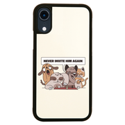 Animals playing with sloth funny iPhone case cover 11 11Pro Max XS XR X