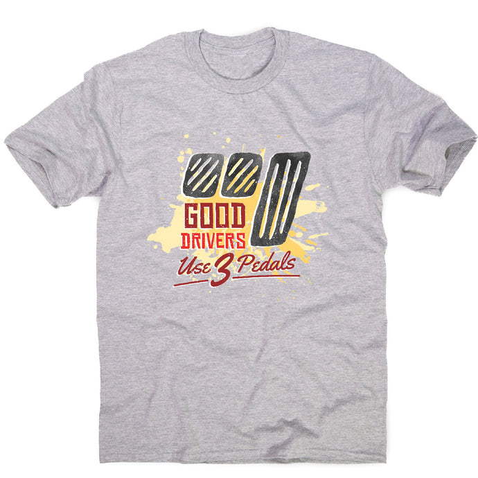 Good drivers - car driving men's t-shirt - Graphic Gear