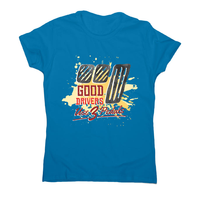 Good drivers - car driving women's t-shirt - Graphic Gear