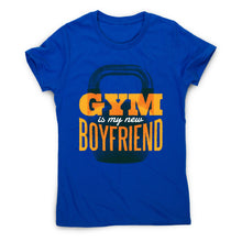 Load image into Gallery viewer, Gym boyfriend - women's t-shirt - Graphic Gear