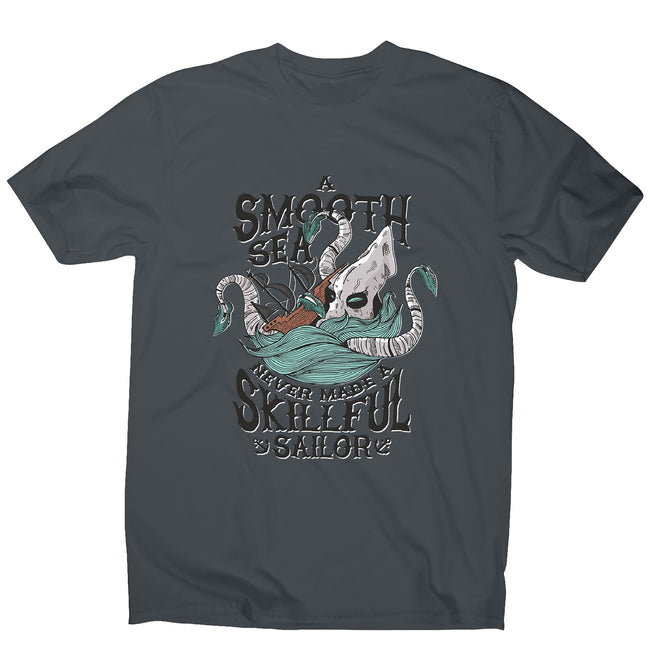 Kraken sea - men's motivational t-shirt - Graphic Gear