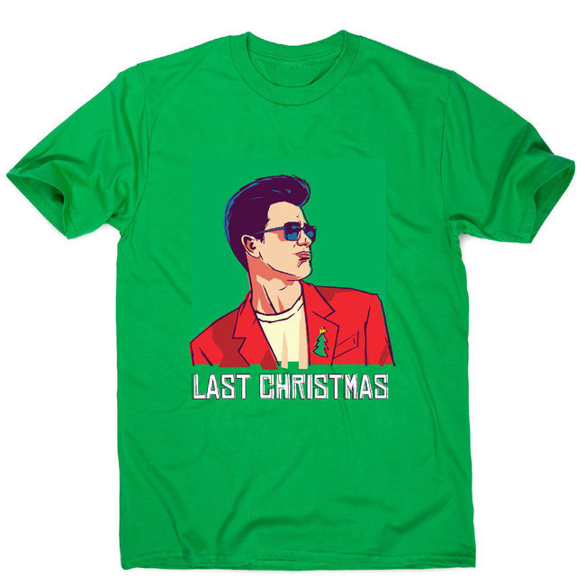 Last christmas - men's funny premium t-shirt - Graphic Gear