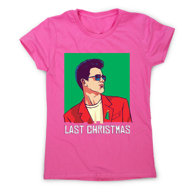 Last christmas - women's funny premium t-shirt - Graphic Gear