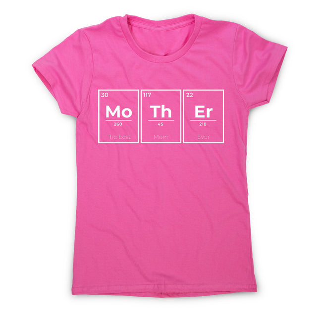 Mother elements - women's t-shirt - Graphic Gear