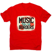 Music quote men's t-shirt - Graphic Gear