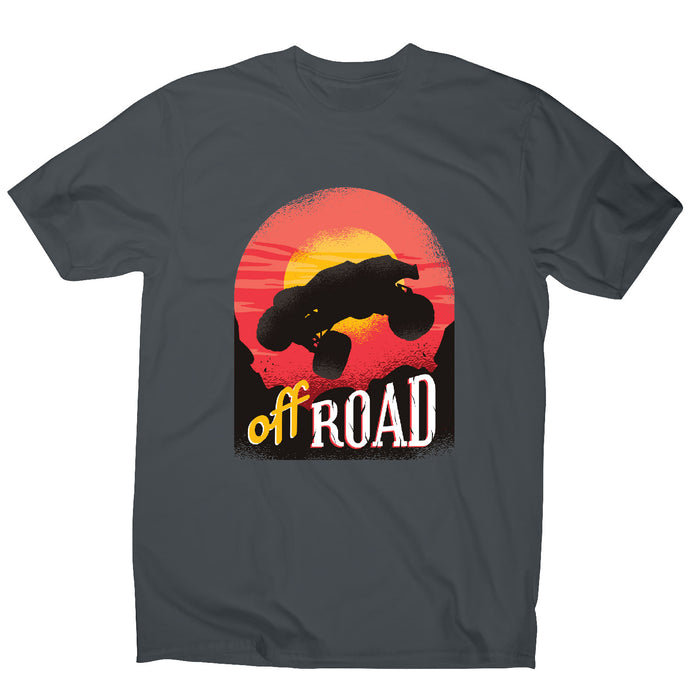 Off road - car driving men's t-shirt - Graphic Gear