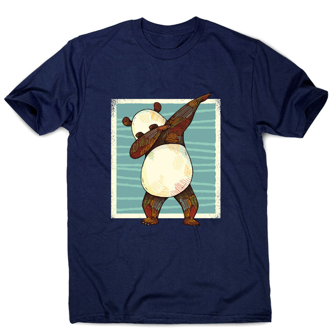 Panda dabbing - illustration men's t-shirt - Graphic Gear