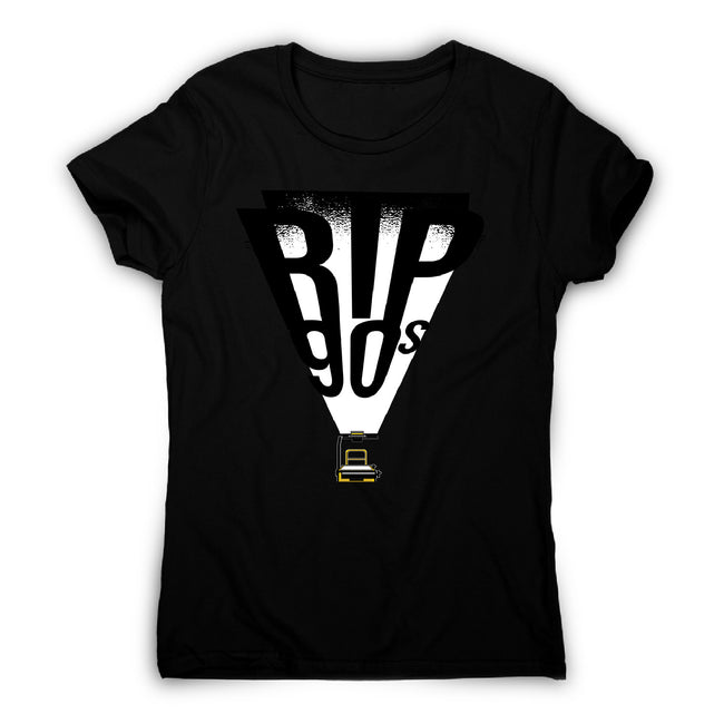 Rip 90s - women's funny premium t-shirt - Graphic Gear