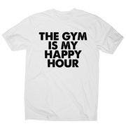 This gym is my happy hour awesome workout t-shirt men's - Graphic Gear