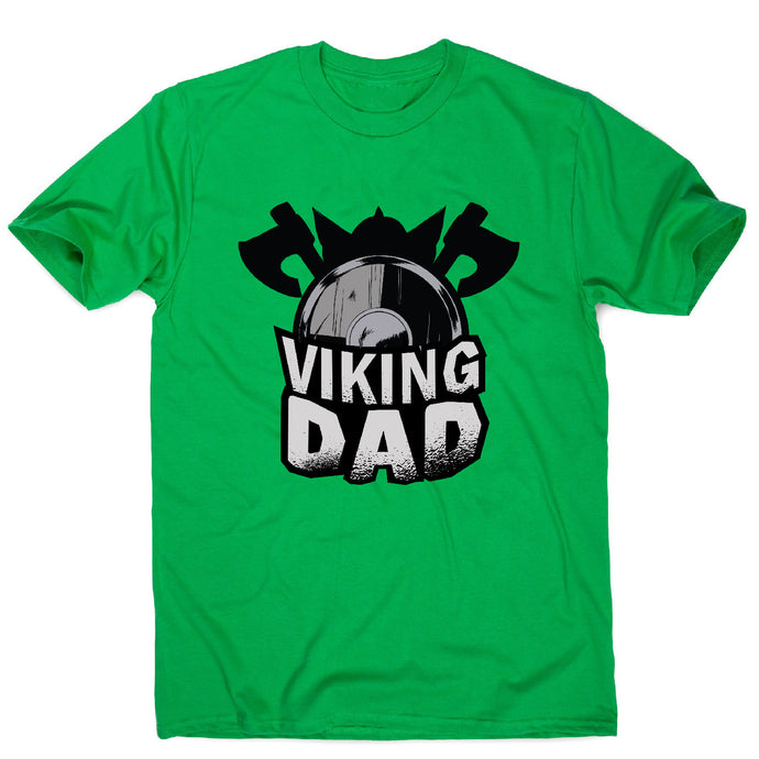 Viking dad - funny men's t-shirt - [variant_title] - Graphic Gear