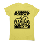 Weekend forecast fishing women's - Graphic Gear