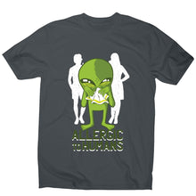 Load image into Gallery viewer, Allergic to humans - funny rude men's t-shirt - Graphic Gear