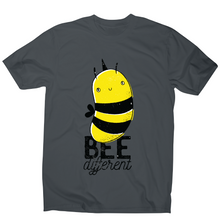 Load image into Gallery viewer, Bee different quote awesome design t-shirt men's - Graphic Gear