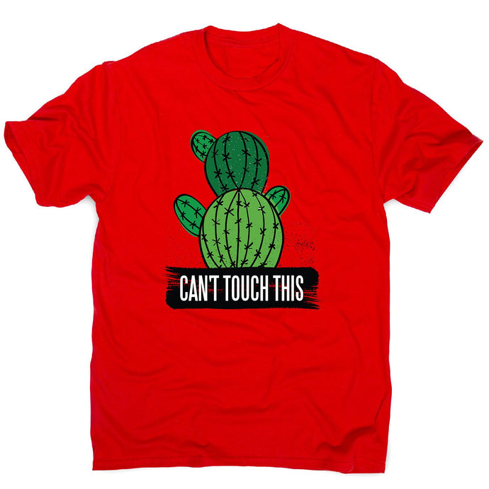 Can't touch - men's funny premium t-shirt - Graphic Gear