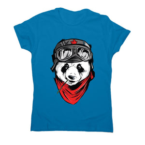 Cool panda - illustration women's t-shirt - Graphic Gear