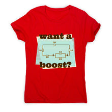 Load image into Gallery viewer, Electrical circuit engineer - science women's t-shirt - Graphic Gear