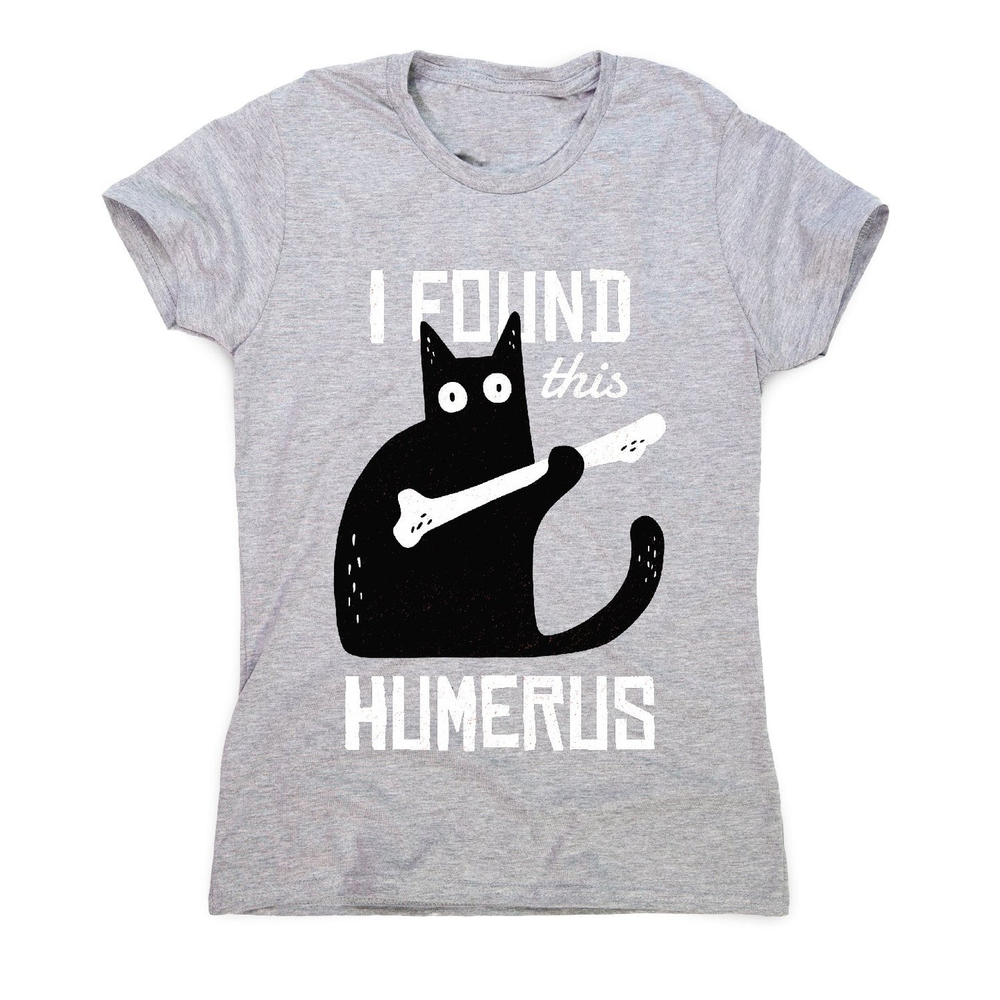 Funny cat - women's funny premium t-shirt - Graphic Gear