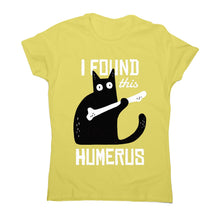 Load image into Gallery viewer, Funny cat - women's funny premium t-shirt - Graphic Gear
